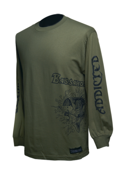Bassaholics Long Sleeve T-Shirt