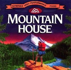 Mountain House Mango Fruit Snack