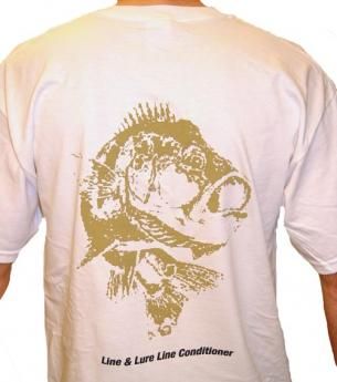 Line & Lure Short Sleeve T-Shirt Bonefish